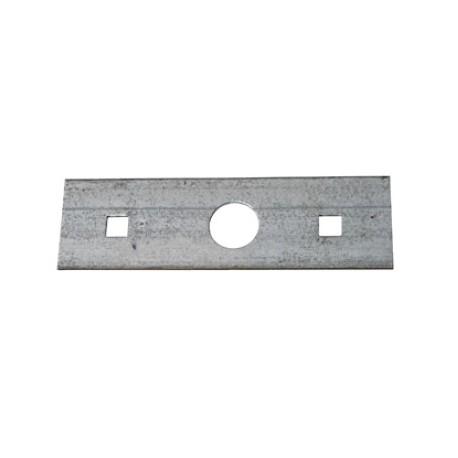 piastra di rinforzo spessore 2.5 mm