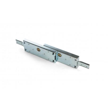 serratura zanca piegata